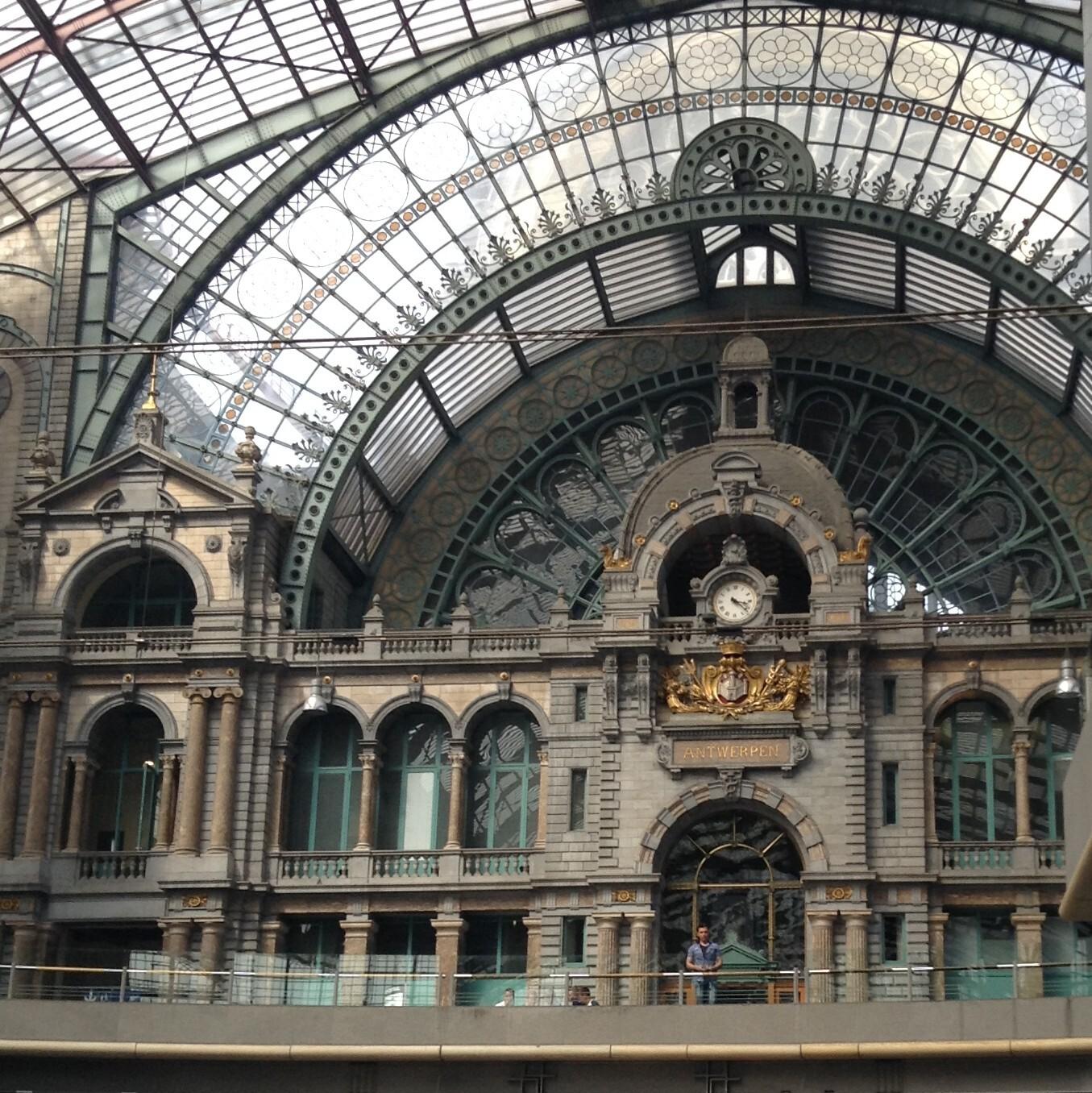 Antwerp Rail Station