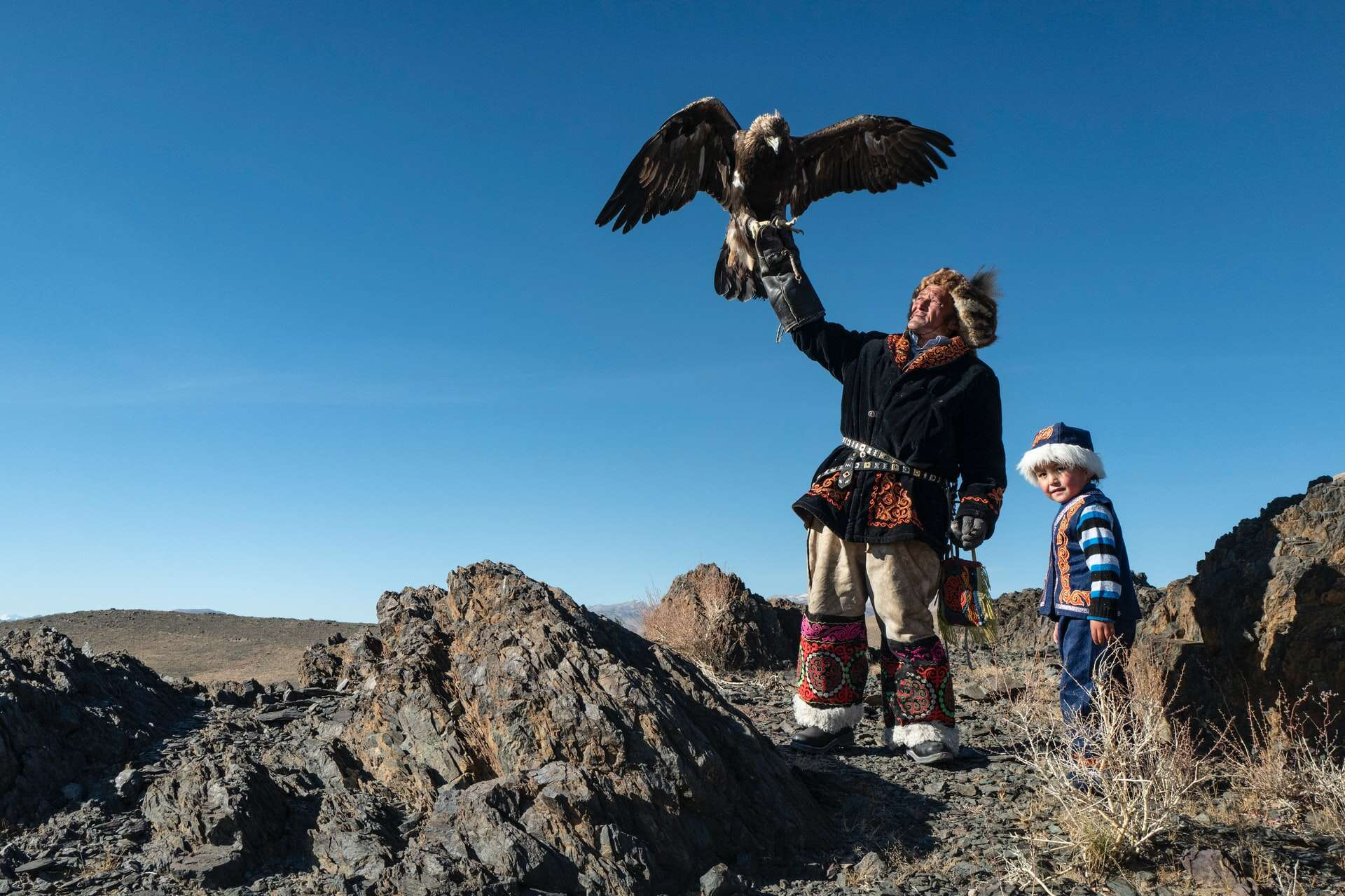 Mongolia – Untouched Beauty and Golden Eagles