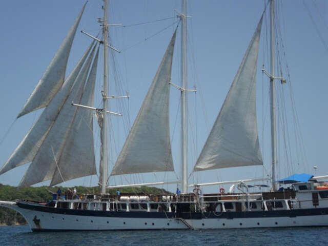 Sail on The Mandalay's Final Voyages
