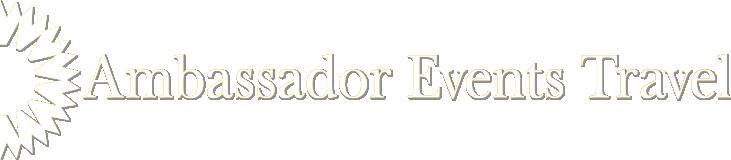 Ambassador Events Travel