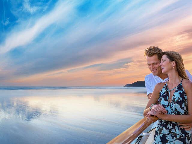 Norwegian Cruise - 30% Off + Take All 5 Free + Free Airfare!