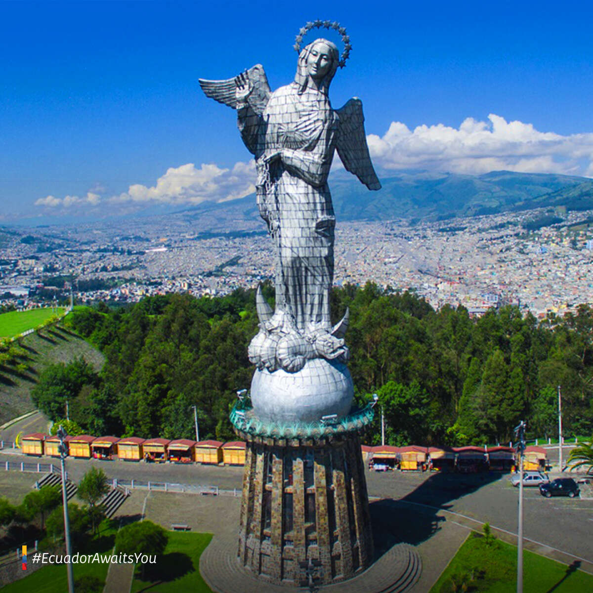 April 10 / Quito – Swissotel Quito