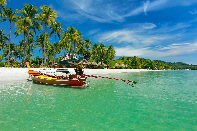 Banner Beach Thailand
