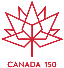 Canada 150 celebrates the 150th Anniversary of Canadian Confederation.
