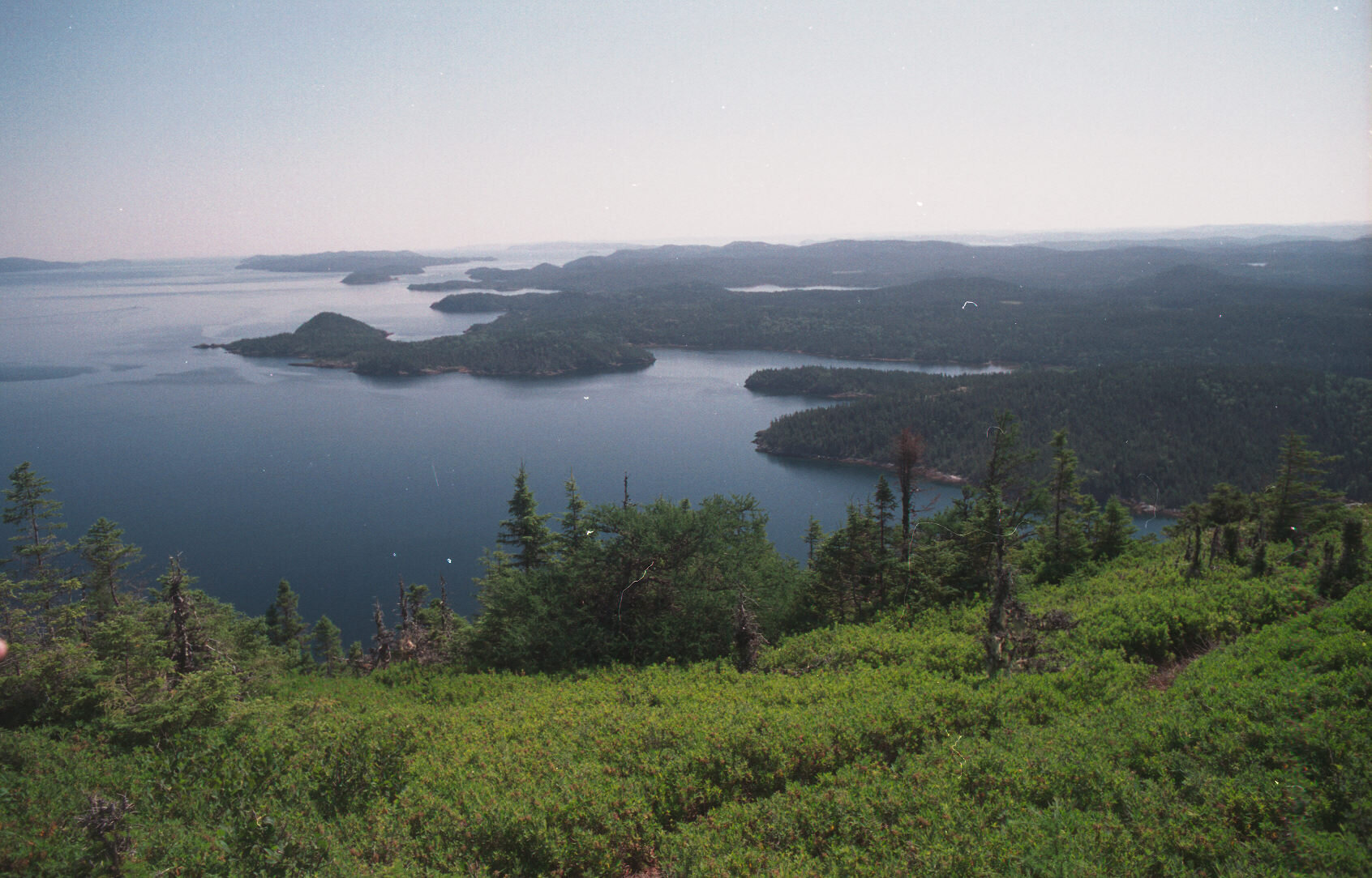 Terra Nova National Park, Canada's most easterly national park