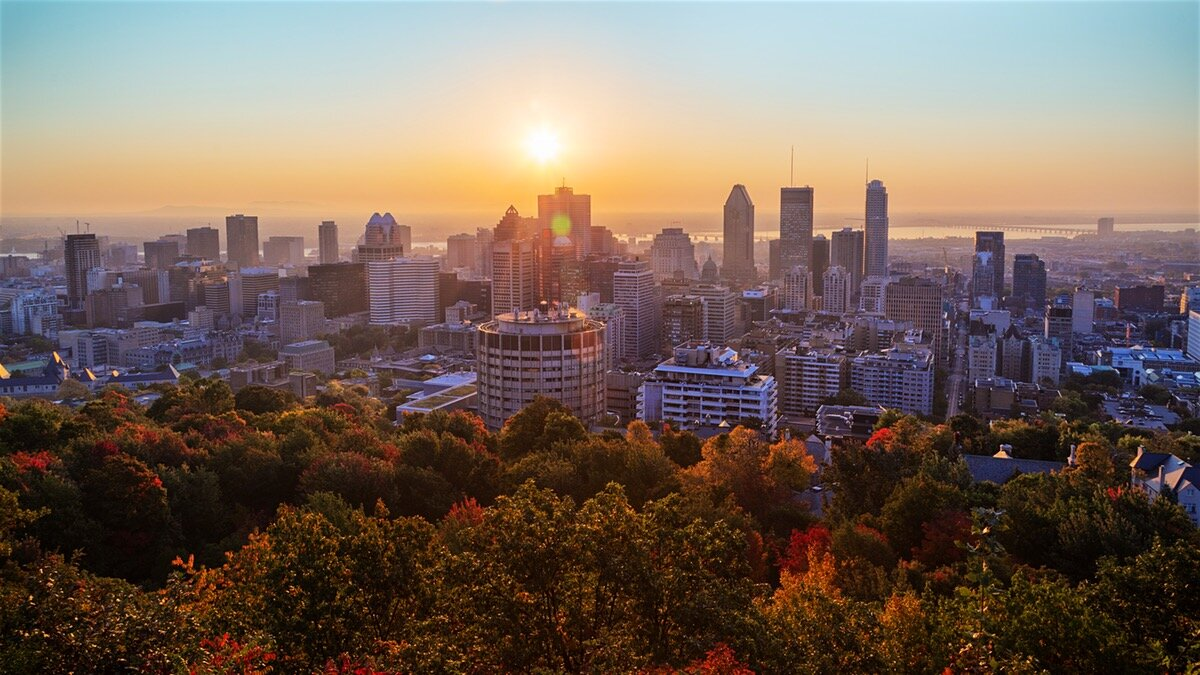 """Bid """"au revoir"""" to Montreal, one of Canada's most beautiful cities, as you return home from your voyage, feeling enriched."""