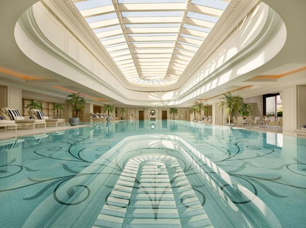 The Peninsula Shanghai Pool