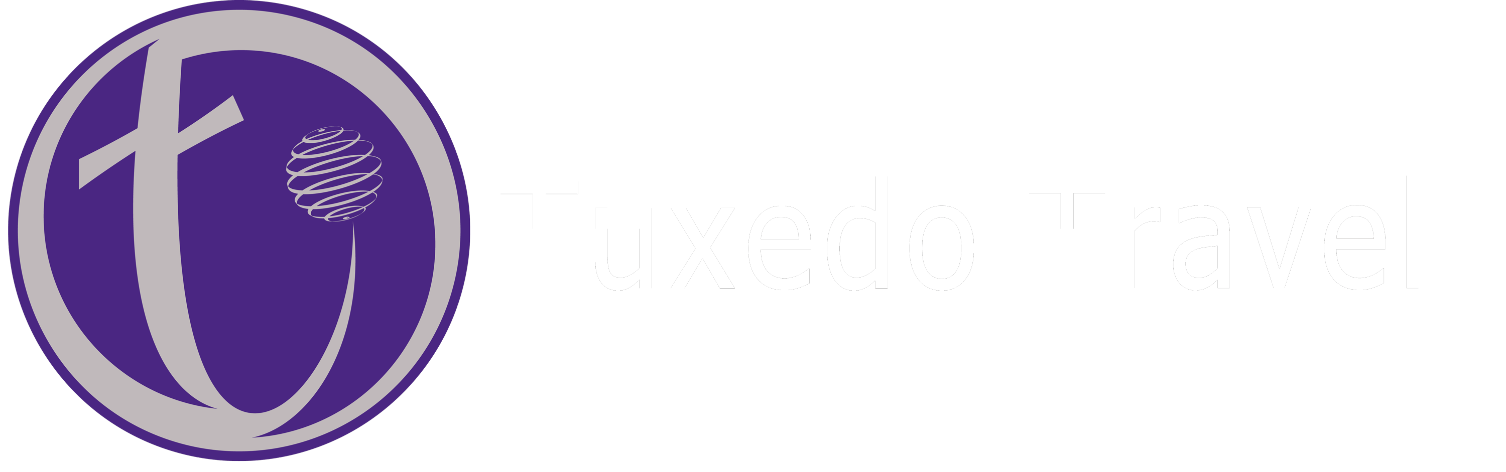 Tuxedo Travel Boarding Pass