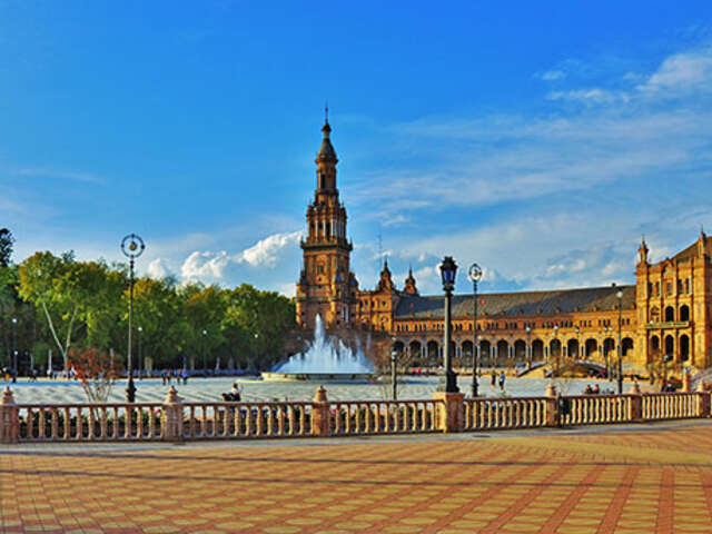 Madrid, Seville & Lisbon