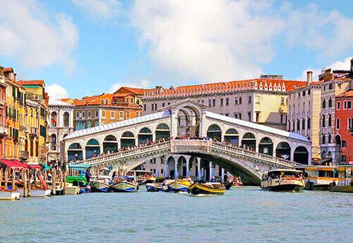 Spotlight on Venice in Winter