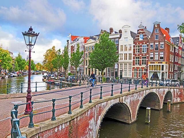 Netherlands, Belgium & Paris