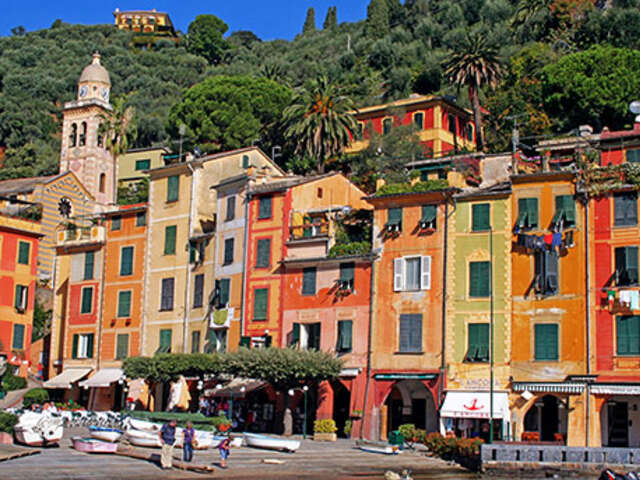 Tuscany & the Italian Riviera