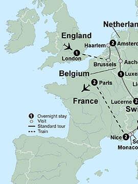 Captivating Europe