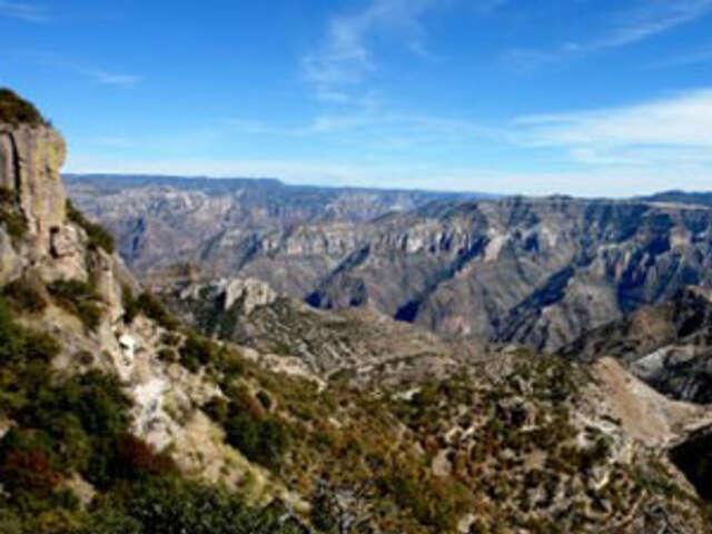 Mexico's Copper Canyon