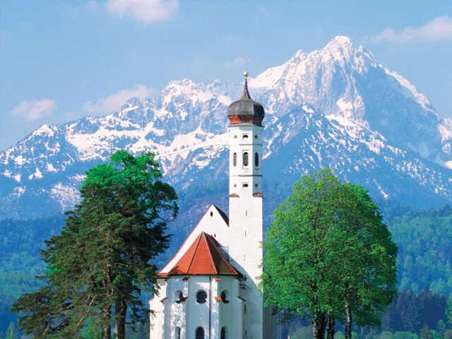 Country Roads of Bavaria, Switzerland and Austria (Summer 2018)