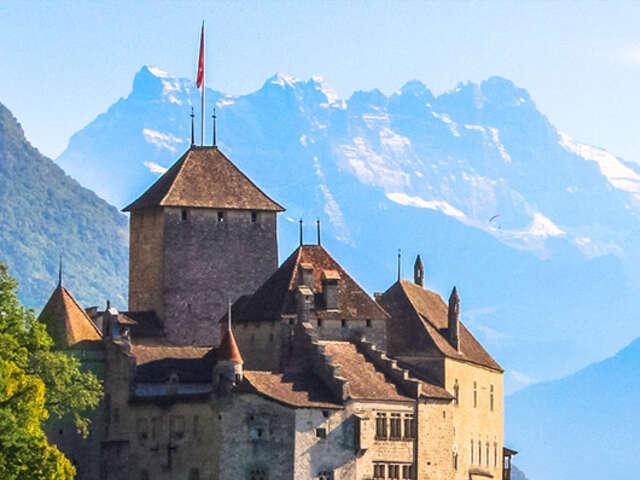Majestic Switzerland (Summer 2018)