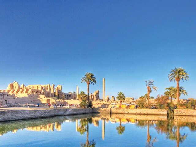 Wonders of Egypt (Summer 2017)