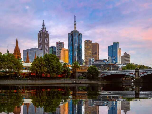 Melbournes Food and Wine Discovery summer 2018