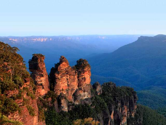 Sydney and the Blue Mountains summer 2018
