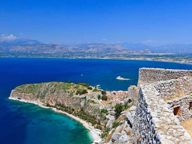 Secrets of Greece including Corfu with Santorini Extension Summer 2018