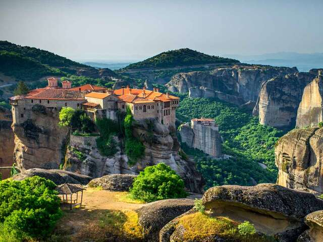 Best of Greece Reverse with 3Day Aegean Cruise Premier Summer 2018