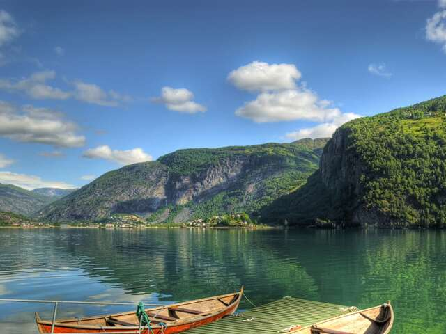 Scenic Scandinavia and its Fjords Summer 2018