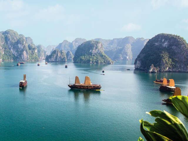 Inspiring Indochina (Summer 2018)