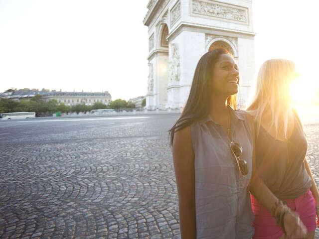 London & Paris plus Rome (Start London, end Rome)