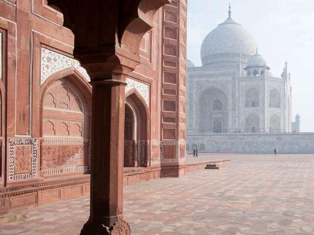 Eternal India (Start Delhi, end Goa)