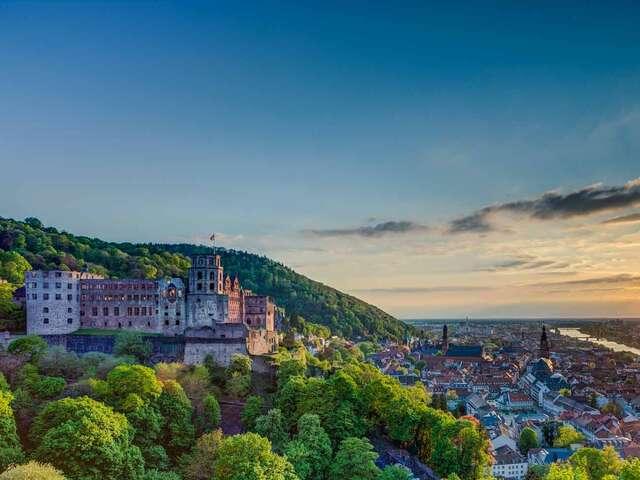Spectacular Switzerland with Romantic Rhine