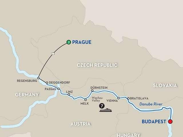 Danube Dreams for Wine Lovers