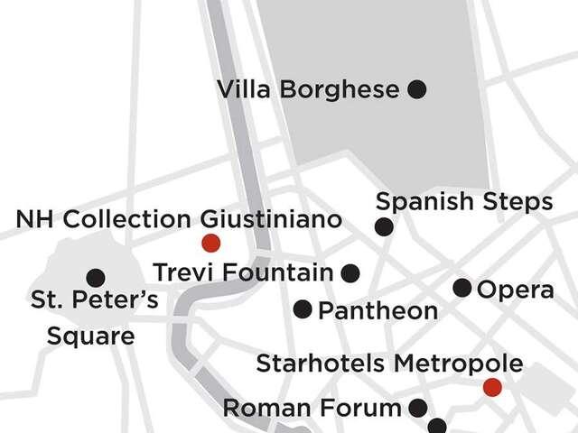 Rome Getaway 2 Nights