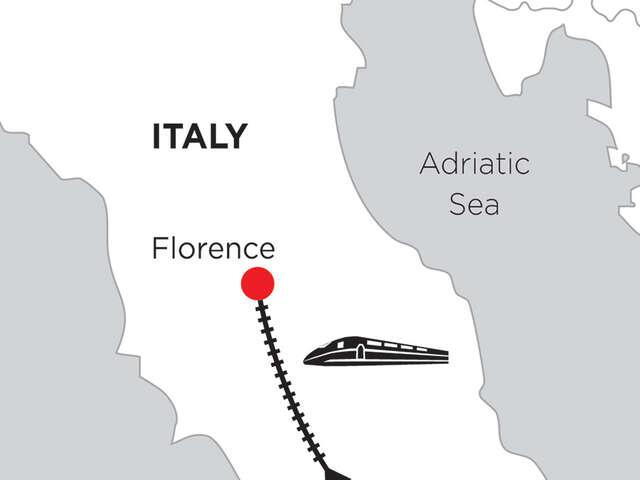 2 Nights Rome & 5 Nights Florence
