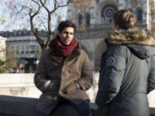 European Vista (Winter) (Start London, end London)