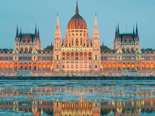 Prague Vienna and Budapest Winter 201819