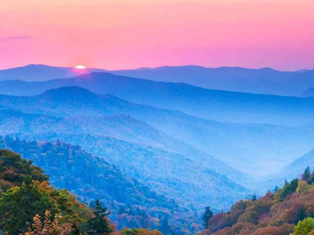 Heart of the South with the Great Smoky Mountains Summer 2019