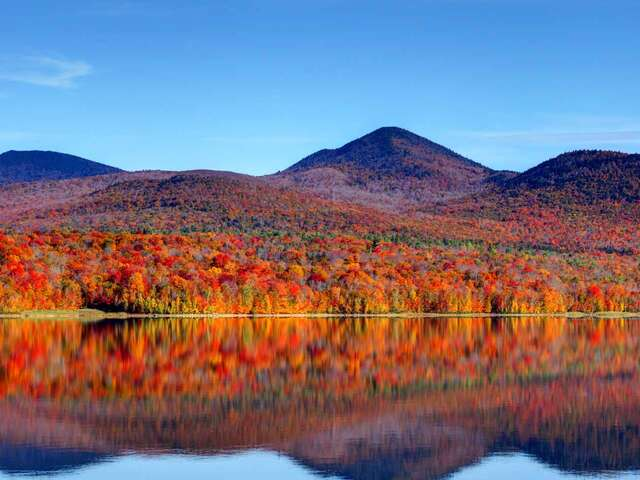 Fall Colours of New England Summer 2018