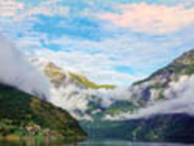 Spectacular Scandinavia and its Fjords (Preview 2019)