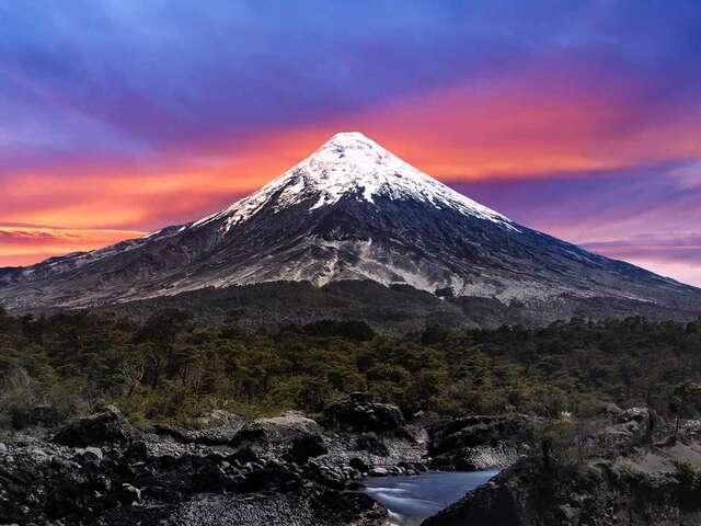 South America Landscapes Summer 2019