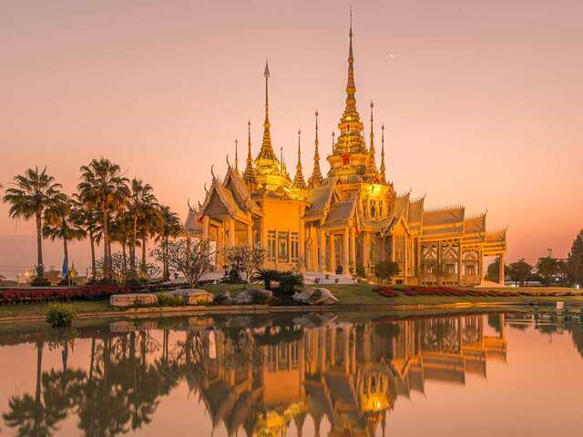 Treasures of Thailand Summer 2019