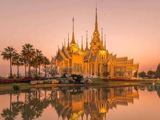Treasures of Thailand with Phuket Option Summer 2019