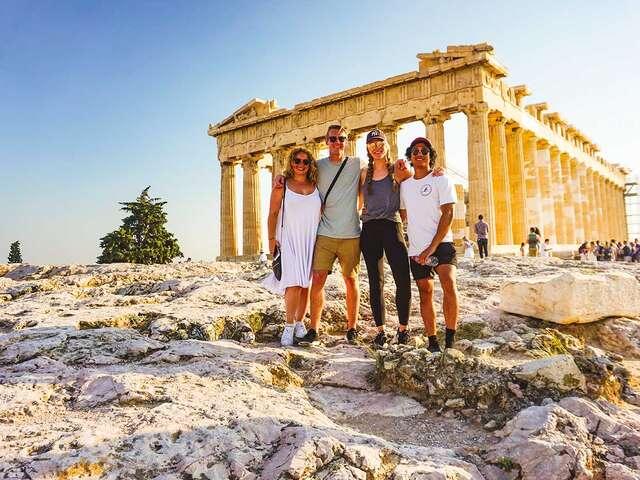 Spotlight on Greece plus Greek Sailing