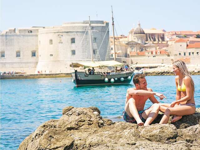 Croatia Island Escape(On or above deck cabin,Start Split, End Split)