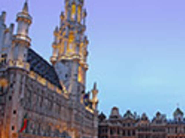 Highlights of Europe start Amsterdam Return Eurostar (Summer 2019)