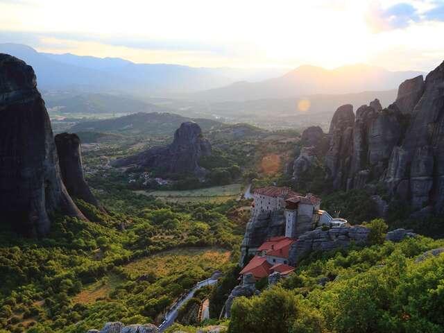 European Supreme With 3 Day Aegean Cruise Moderate B Summer 2019