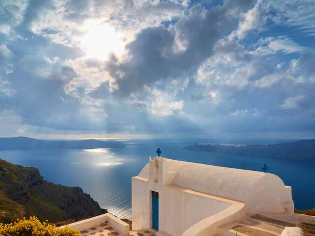 Best of Greece Reverse with 4Day Aegean Cruise Premier Summer 2019