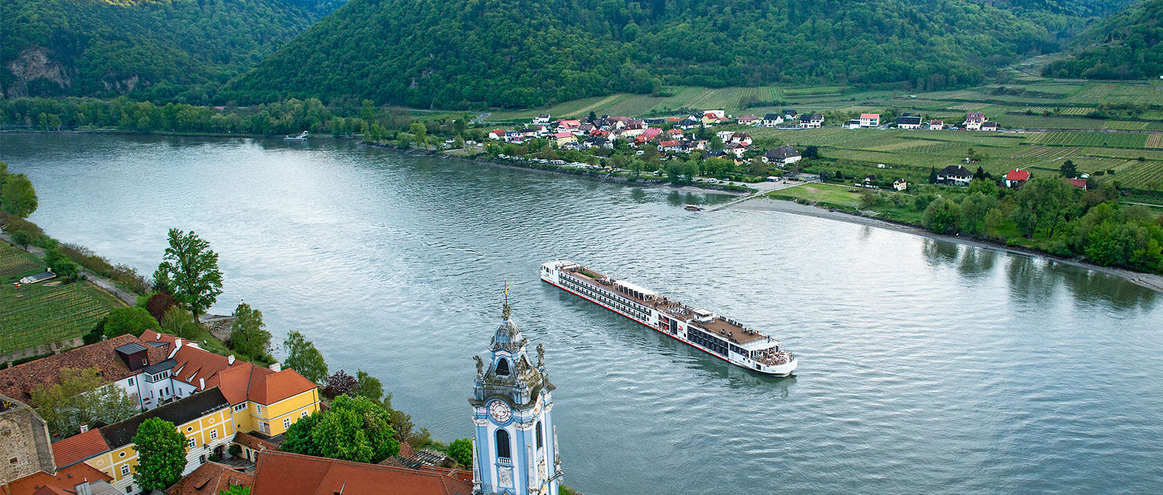 Rhine & Viking Shores & Fjords (river)