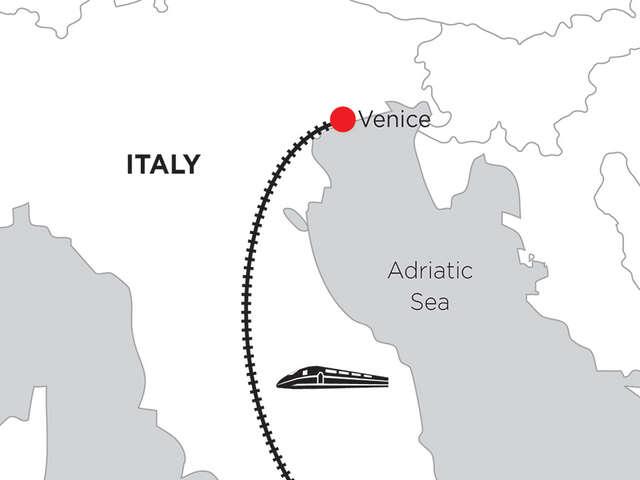 5 Nights Rome & 3 Nights Venice