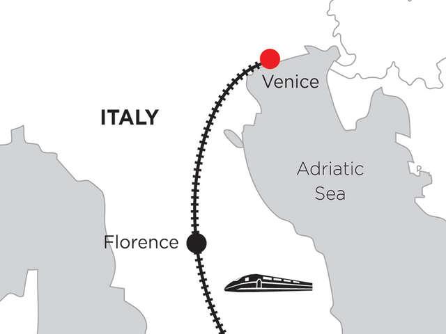 5 Nights Rome, 5 Nights Florence & 3 Nights Venice