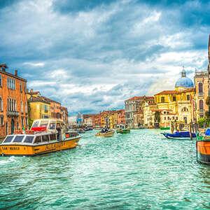 4 Nights Venice & 5 Nights Rome
